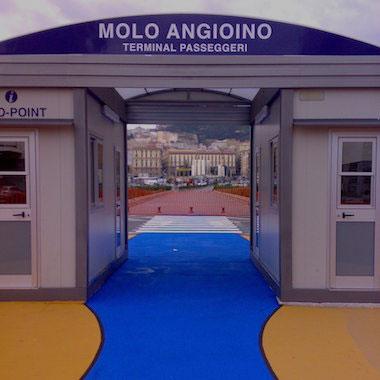 Molo Angioino - Napoli