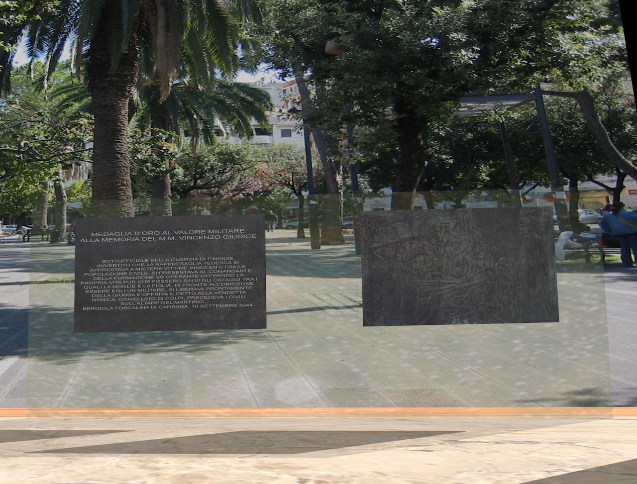 Monumento Vincenzo Giudice - Eboli